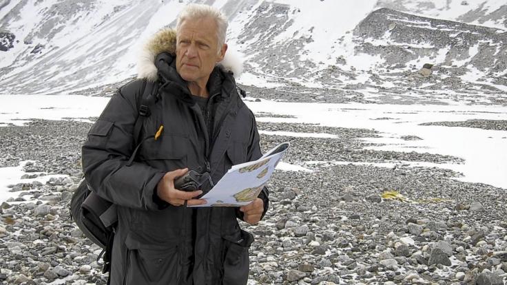 Terra X: Expedition ins ewige Eis - Alfred Wegener bei ZDFneo (Foto)
