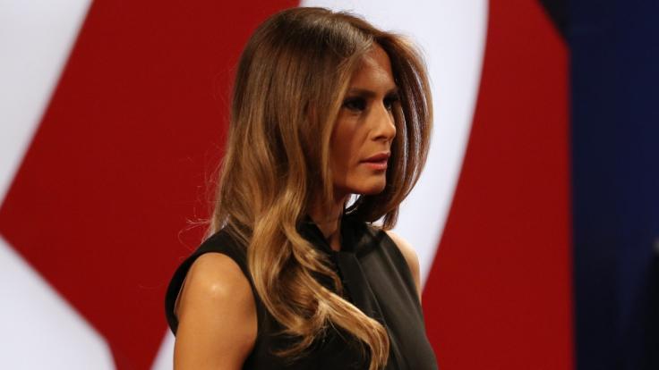 Hat Präsidentengattin Melania Trump endgültig die Nase voll von den Eskapaden ihres Mannes Donald?