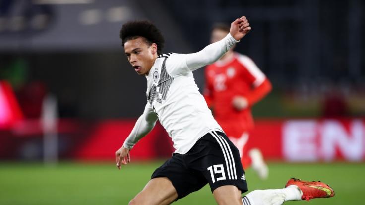 Wechselt Leroy Sané noch diese Woche zum FC Bayern? (Foto)