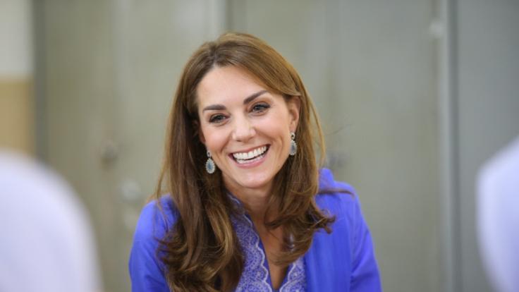 Kate Middleton wird im neuen Film über Meghan Markle und Prinz Harry als fauler Royal dargestellt. (Foto)