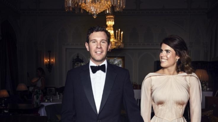 Prinzessin Eugenie und Mann Jack Brooksbank freuen sich über die Geburt ihres Sohnes.