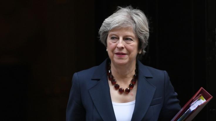 Laut der britischen Premierministerin Theresa May soll Russland hinter dem Attentat auf Ex-Spion Sergej Skripal stecken. (Foto)