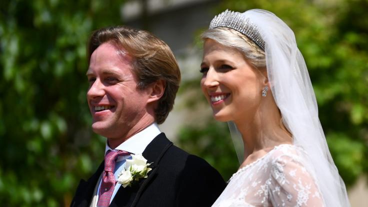 """Lady Gabriella Windsor und ihr Mann Thomas Kingston. """"Ella Windsor"""" ist nun unter die Singer-Songwriter gegangen. (Foto)"""