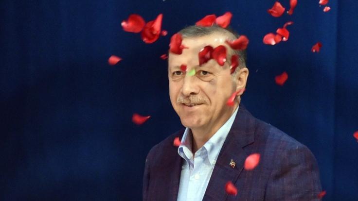 Erdogan wurde für den Friedensnobelpreis vorgeschlagen.