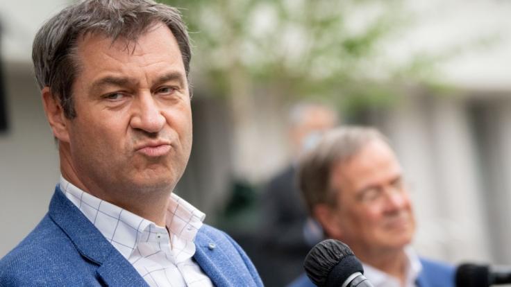 CDU und CSU stellen knapp 100 Tage vor der Bundestagswahl 2021 ihr Wahlprogramm vor. (Foto)