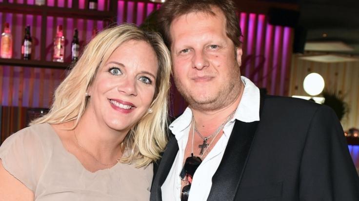 Daniela und Jens Büchner heirateten im letzten Jahr. (Foto)