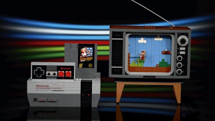 Lego überrascht Nintendo-Fans mit einem weiteren Set. (Foto)