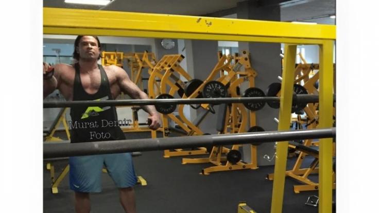 Ex-Nationaltorwart Tim Wiese hat ordentlich Muskelmasse aufgebaut.