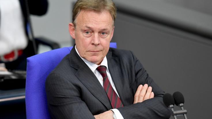 SPD-Politiker Thomas Oppermann ist im Alter von 66 Jahren gestorben. (Foto)