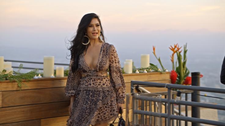 "Kim Lee in der Netflix-Sendung ""Bling Empire"". (Foto)"