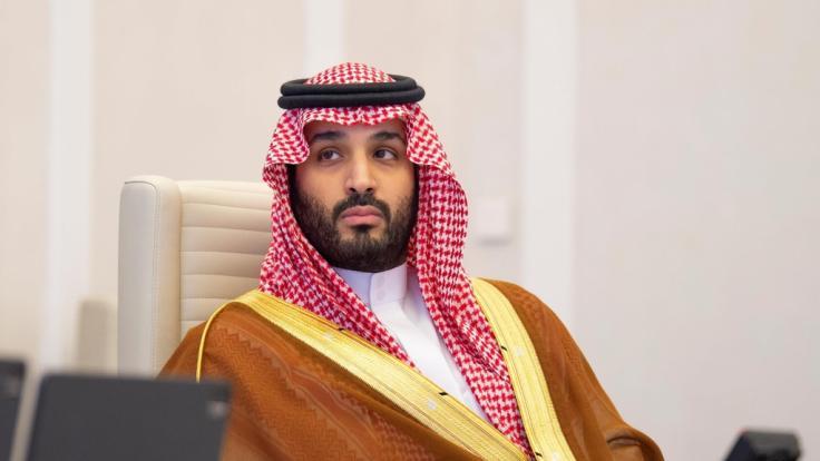 Mohammed bin Salman al-Saud ist der Kronprinz, Verteidigungsminister und stellvertretende Premierminister Saudi-Arabiens. (Foto)