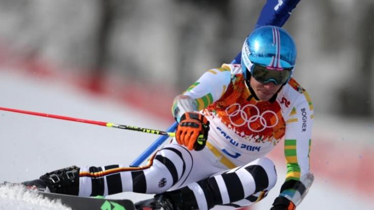 Felix Neureuther hat sich mit einer starken Fahrt zurückgemeldet.