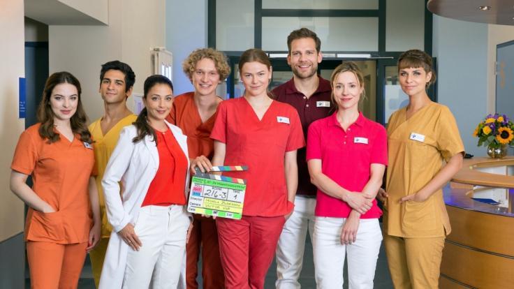 """Die neuen Folgen von """"In aller Freundschaft - Die Krankenschwestern"""" kommen erst 2021. (Foto)"""
