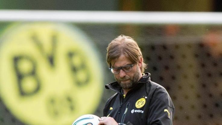 Jürgen Klopp hat seinem BVB sieben Jahre lang die Treue gehalten.