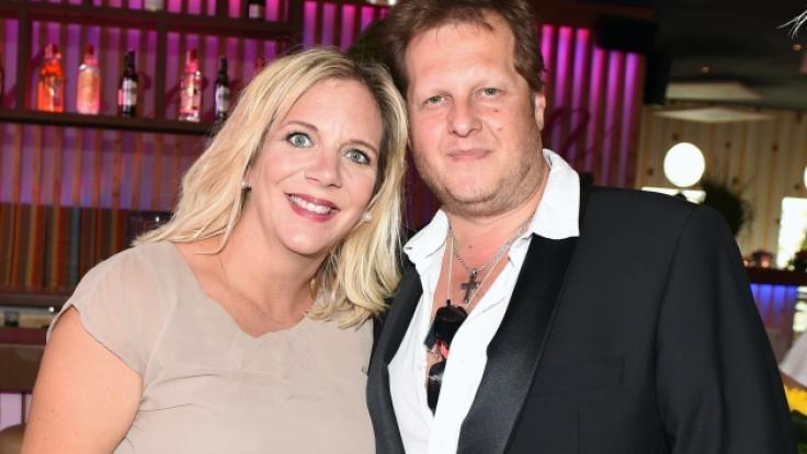 Jens Büchner und seine Frau Daniela haben Stress mit Hatern. (Foto)