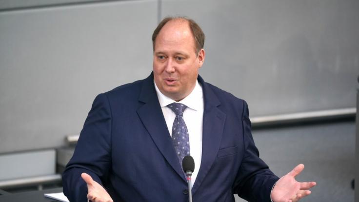 Helge Braun verteidigte am 10. Juni in der Sendung von Maybrit Illner die Corona-Politik der Bundesregierung. (Foto)