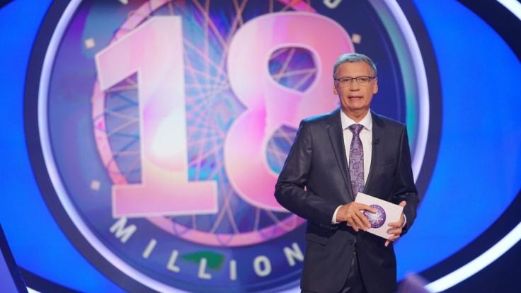"""18 Jahre """"Wer wird Millionär?"""" - Endlich Volljährig. (Foto)"""