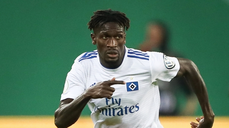 Spielte Bakéry Jatta unter falschem Namen in der Bundesliga für den HSV? (Foto)