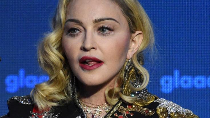 Madonna sorgte auf Instagram für einen gewaltigen Nippel-Schock.