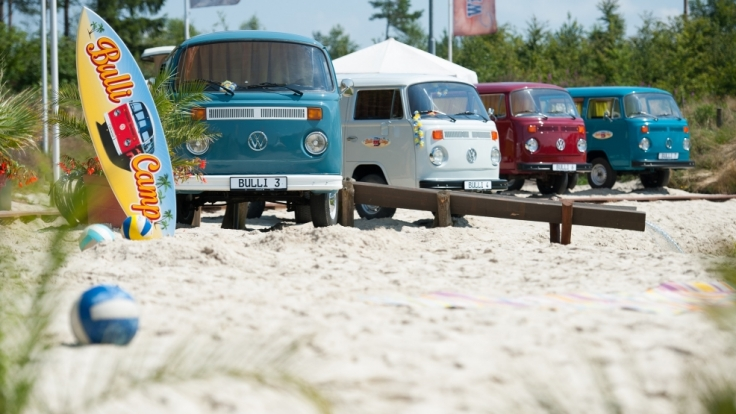 Orgie im fahrenden Kleinbus - so sieht der Urlaub für eine Gruppe Schweizer aus.