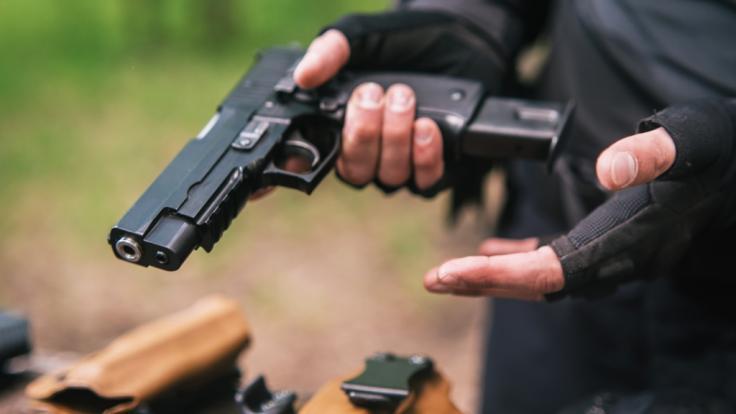 Durch abgefeuerte Schüsse in Chicago im US-Bundesstaat Illinois sind sieben Menschen verletzt worden (Symbolbild).