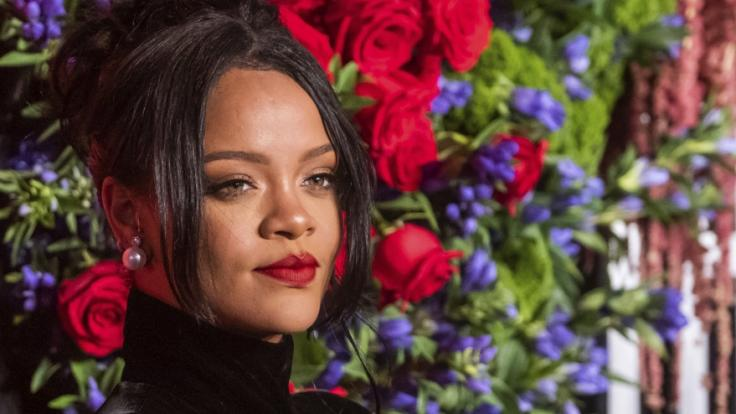 Rihanna zeigt sich im Netz wieder reichlich verführerisch. (Foto)