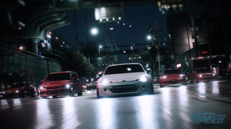 """Morgen erscheint das neue """"Need for Speed"""". Wie gut das Spiel wirklich ist, sagt Ihnen unser Test. (Foto)"""