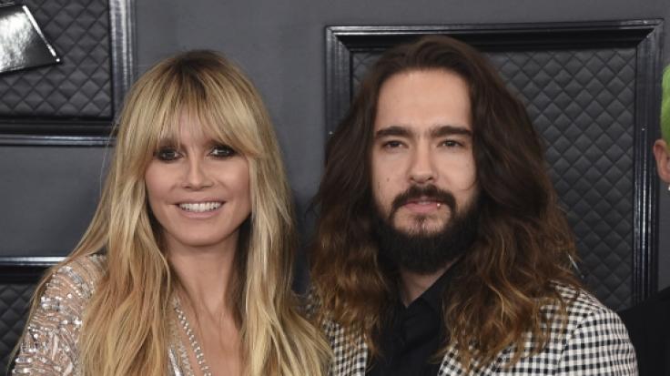 Heidi Klum und Tom Kaulitz sind schwer verliebt. (Foto)