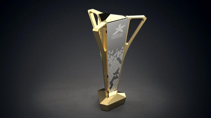 """Mit der """"Nations Trophy"""" wird die erfolgreichste Nation der European Championships 2018 in Glasgow und Berlin geehrt. (Foto)"""