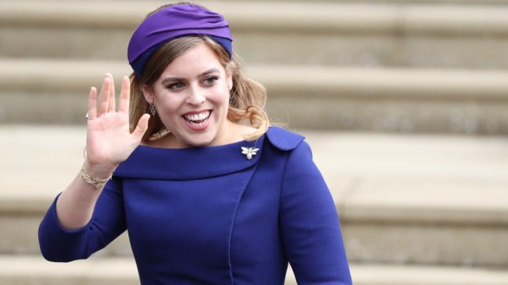Prinzessin Beatrice von York könnte angesichts der Coronavirus-Krise zur Hoffnungsträgerin im britischen Königshaus werden.