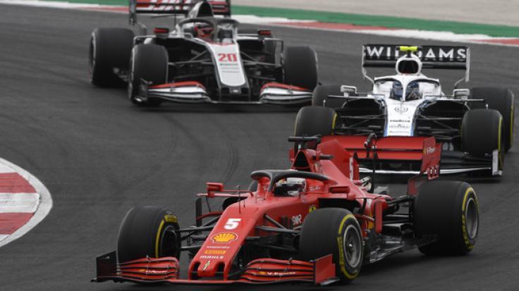 Alle Ergebnisse zum Großen Preis von Italien - der Formel 1 in der Emilia-Romagna (Foto)