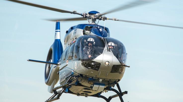 In Frankreich wurde ein Häftling von Komplizen spektakulär mit einem Helikopter aus dem Gefängnis befreit. (Symbolbild) (Foto)