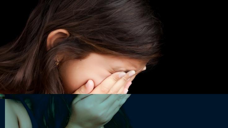 Ein erst drei Jahre altes Mädchen wurde auf abscheuliche Weise missbraucht und mit Geschlechtskrankheiten infiziert (Symbolbild).
