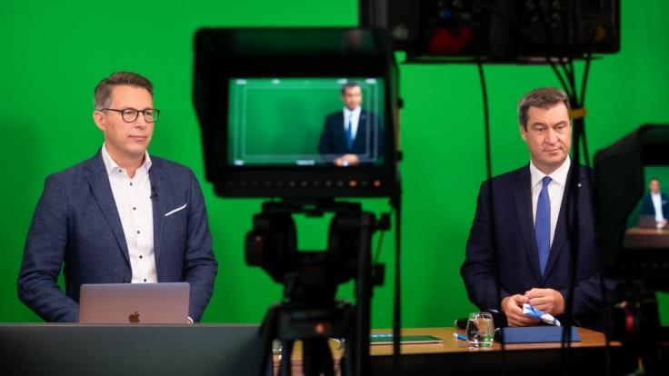 Der politische Aschermittwoch der CSU findet in diesem Jahr digital statt. (Foto)
