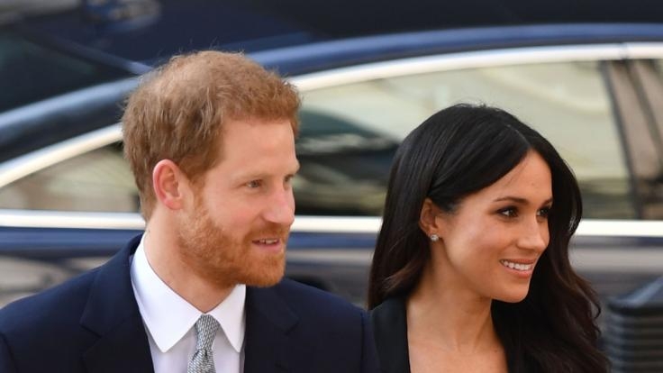 Prinz Harry und Meghan Markle mussten in dieser Woche einiges ertragen.