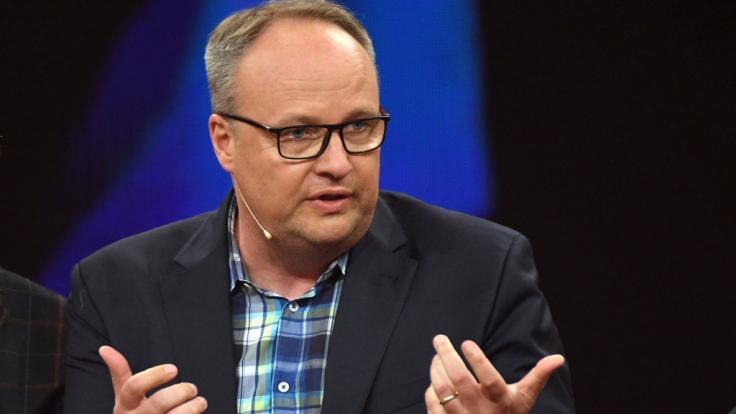 """Oliver Welke moderiert die """"heute-show"""" im ZDF. (Foto)"""
