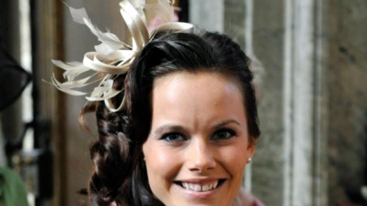 Ihre Zahnlücke ist das Markenzeichen von Prinzessin Sofia von Schweden.