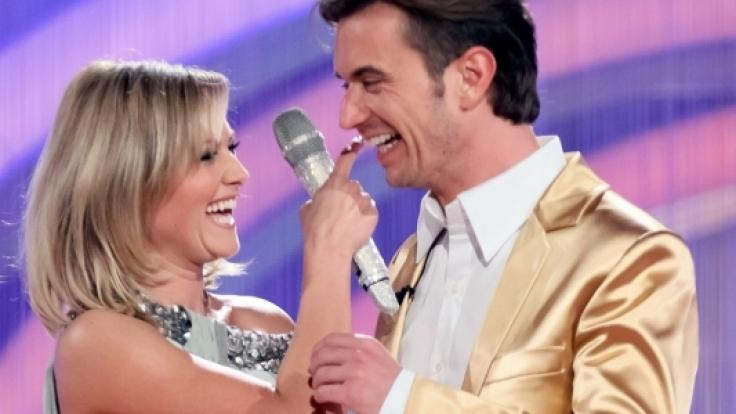 Seit sieben Jahren ein Paar: Helene Fischer und Florian Silbereisen. (Foto)