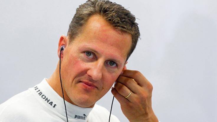 Über den aktuellen Zustand von Michael Schumacher dringt nur wenig an die Öffentlichkeit.