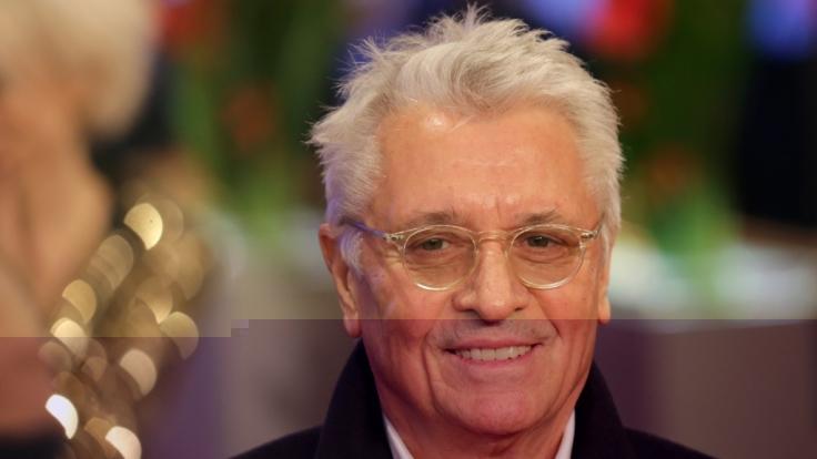 """Henry Hübchen würde gerne neben Florian Silbereisen auf in der ZDF-Reihe das """"Traumschiff"""" anheuern. (Foto)"""