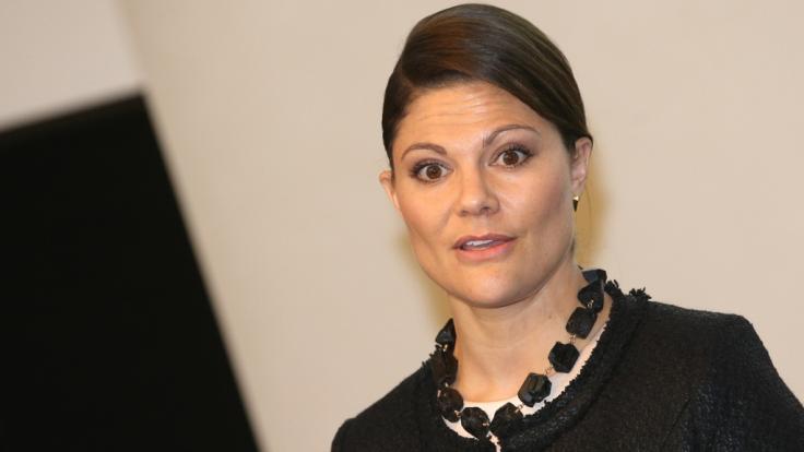 Schon gewusst? Die schwedische Kronprinzessin Victoria hat eine militärische Grundausbildung absolviert.