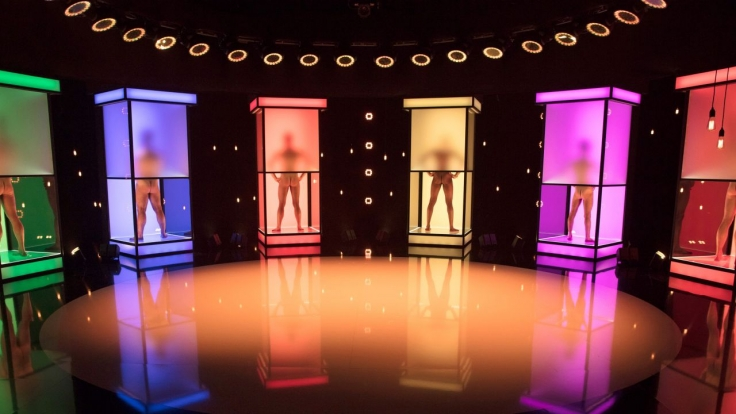 Naked Attraction - Dating hautnah bei RTL II (Foto)
