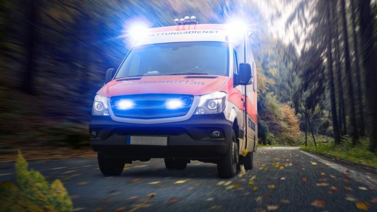 Die Verletzungen, die sich ein Weißrusse nach einem Unfall beim Paragliding zuzog, ließen selbst erfahrene Notfallmediziner erschaudern (Symbolbild). (Foto)
