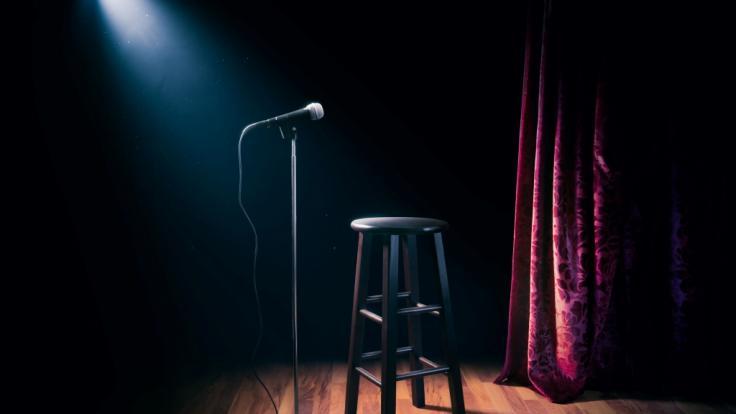 Komiker Tony Hendra ist mit 79 Jahren gestorben. (Symbolfoto) (Foto)