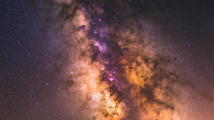 Vor Millionen Jahren ist im Zentrum der Milchstraße ein schwarzes Loch explodiert. (Foto)