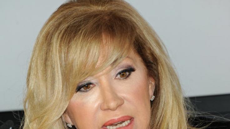 Hat Carmen Geiss keinen Grund zum Lächeln? (Foto)