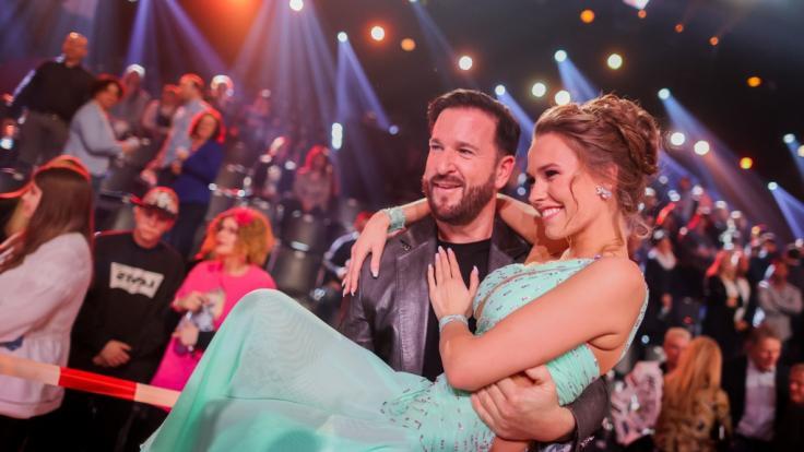 Laura Müller und Michael Wendler haben sich verlobt. (Foto)