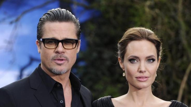 Mittlerweile hat es Angelina Jolie geschafft: Sie und Brad Pitt sind das Traumpaar Hollywoods.