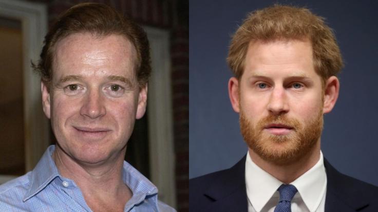 Die Gerüchte wollen nicht verstummen, dass Prinz Harry der leibliche Sohn von Prinzessin Dianas Ex-Affäre James Hewitt ist.