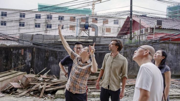 Chinesen in aller Welt bei Arte (Foto)